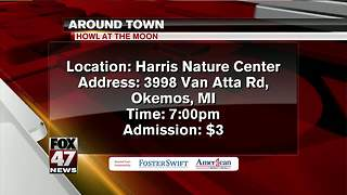 Around Town 2/28/18: Howl at the Moon - Video