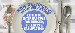 Intuitive eating trend