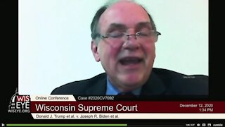 JUDGE IS PAID OFF!!!! Wisconsin Supreme Court