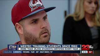 MIKC: Westec training students since 1982 - Video