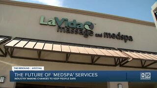 'MedSpa' industry making changes to keep people safe during pandemic