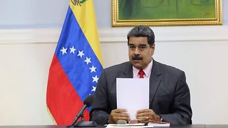 Venezuelan President Expels 2 US Diplomats Over New Sanctions - Video