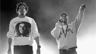 Jay-Z And Pharrell Join Forces For New Song 'Entrepreneur'