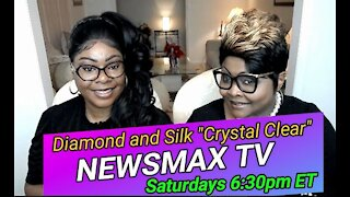 New Time Crystal Clear 6:30pm ET.