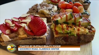 TOASTED BY BUFFALO FOODIE