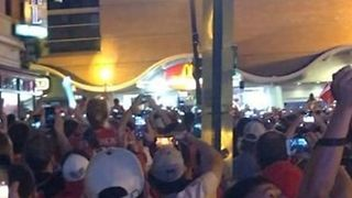 Capitals Fans Erupt Over Historic Stanley Cup Win - Video