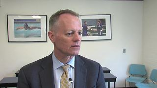 Executive Director of Athletics talks about Lamont Smith's arrest - Video