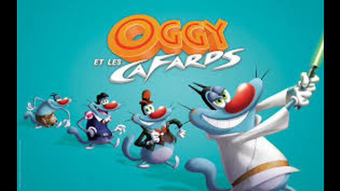 Oggy super speed racing.Race with your favorite Oggy and cockroaches