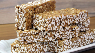 How to make healthy & crispy treats - Video