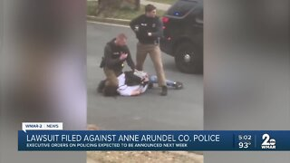 Lawsuit filed against Anne Arundel County Police Department