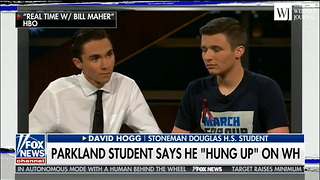 Watch: Fed-Up Parkland Survivor Absolutely Destroys David Hogg on National TV - Video