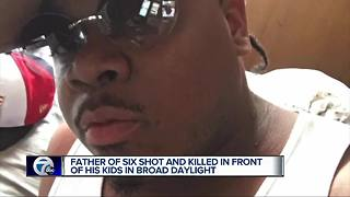 2 kids, 1 man shot on Detroit's east side; man killed - Video