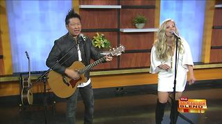 Special Performances from Two Hometown Stars - Video