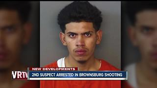 Second arrest made in Brownsburg double shooting - Video