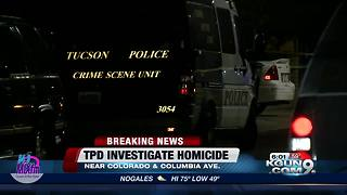UPDATE: Police investigate westside homicide - Video