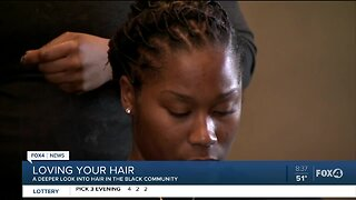 Loving your Hair: a deeper look into hair in the black community