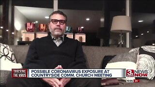Possible coronavirus exposure at Countryside Community Church meeting