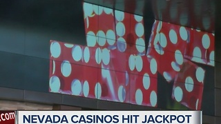 Gaming wins up 11 percent in October in Nevada - Video