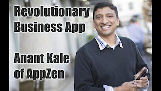 Revolutionary Business App, with Anant Kale