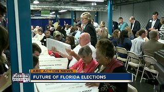 Future of Florida elections