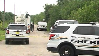 Body found on road in St. Lucie County