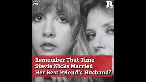 Remember That Time Stevie Nicks Married Her Best Friend's Husband?