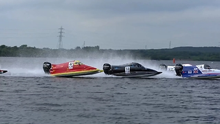 Chasewater GP Powerboat Championship 2017 - Video