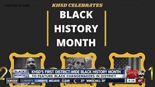 Kern High School District holds first district-wide Black History Month