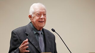 Jimmy Carter says Donald Trump won presidency because of Russian interference