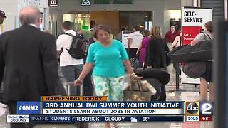 BWI's Summer Youth Initiative begins Monday - Video
