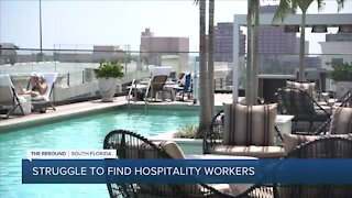 Hospitality industry in Palm Beach County struggles to find workers