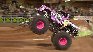 Meet The World's First Monster Truck Kids Team - Video