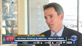 Helping people in mental health crisis