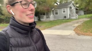 Walking Club Challenge Vlog: 30 minutes a day for 31 days