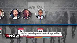 More companies changing office policies after #MeToo - Video