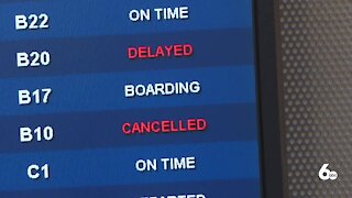 Boise Airport gears up for busy travel season