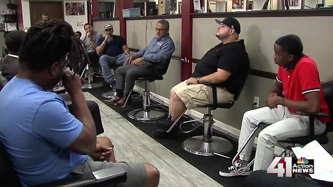 Discussing crime, race and more at 180V Salon