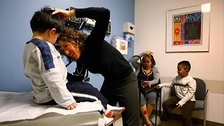 Study: US' Rate Of Uninsured Kids Rose For The First Time Since 2008