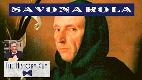 Savonarola and the Bonfires of the Vanities