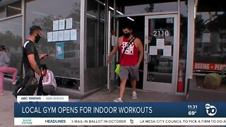 University Heights gym opens for indoor workouts