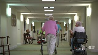 Florida leaders working with nursing homes to prevent coronavirus outbreaks