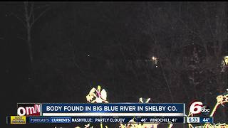Kayakers find body in Shelby County river - Video