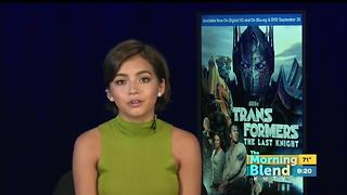 Transformers:  the Last Knight 9/14/17 - Video