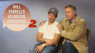 Will Ferrell steals his neighbors' dogs on Christmas - Video