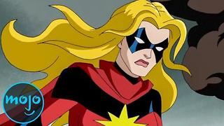Top 5 Fan Theories About Captain Marvel - Video