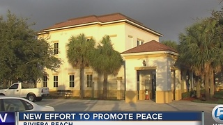 New effort to promote peace - Video