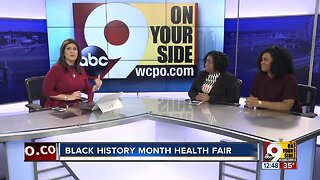 Black History Month Health Fair