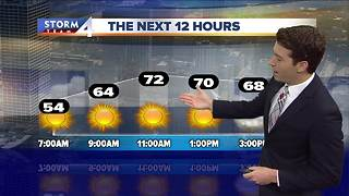 Josh Wurster's Monday morning Storm Team 4cast