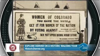 Historic Denver Walking Tours // HistoricDenver.org