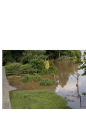 Severe Flooding Swamps Pennsylvania Backyards